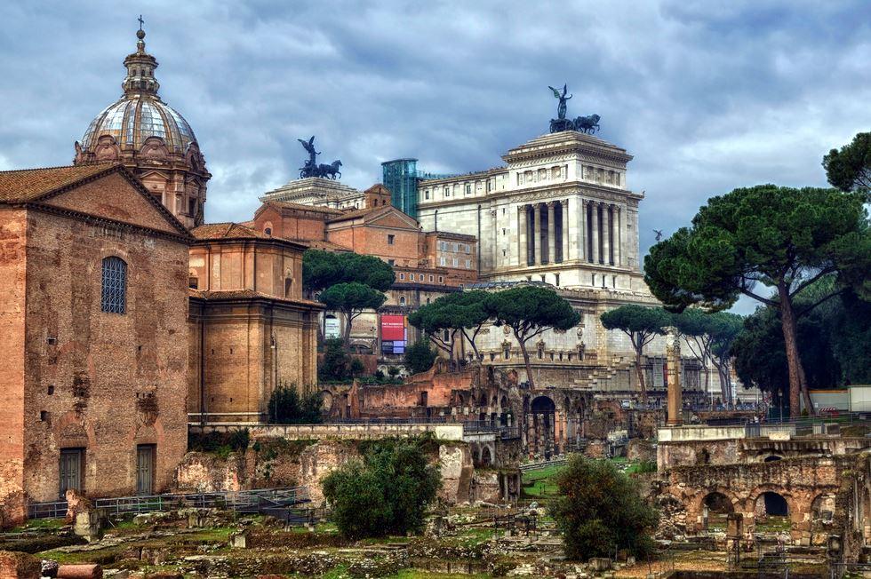 Рим Рим: колыбель мировой истории roma