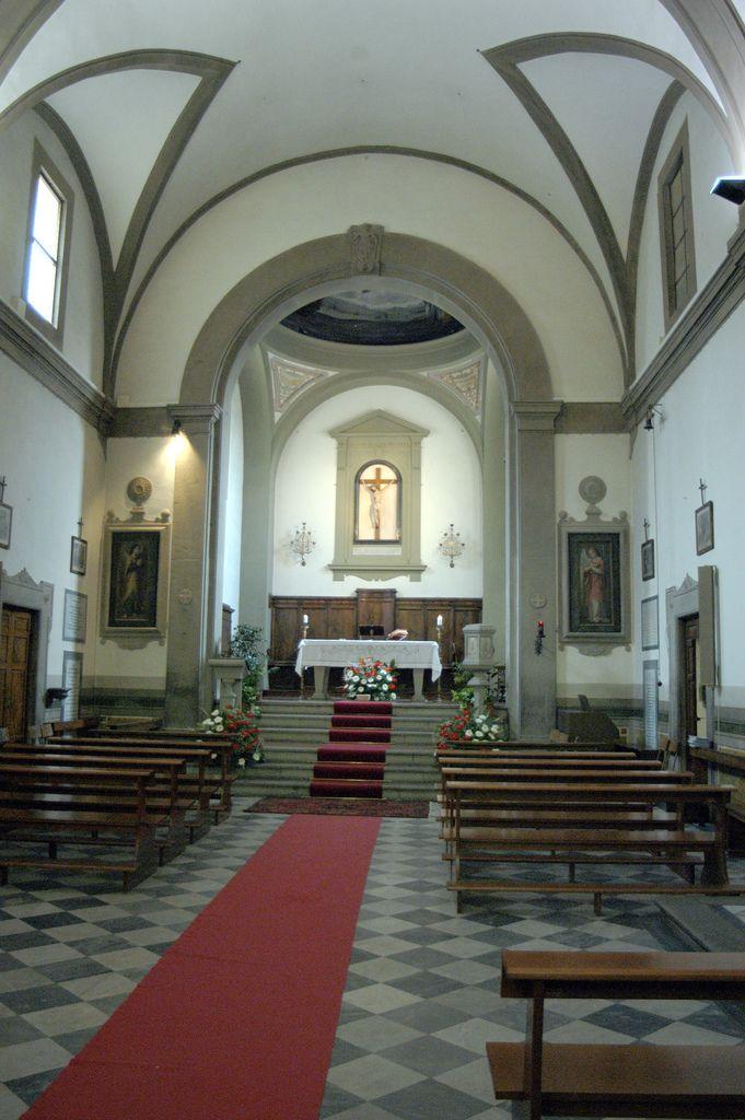 Church in Montaione.min 10 небольших городков, куда можно быстро добраться из Флоренции 10 небольших городков, куда можно быстро добраться из Флоренции Church in Montaione