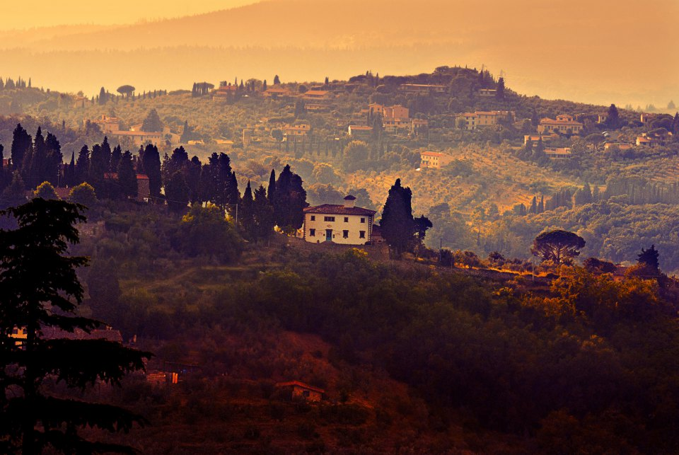 Fiesole 10 небольших городков, куда можно быстро добраться из Флоренции 10 небольших городков, куда можно быстро добраться из Флоренции Fiesole