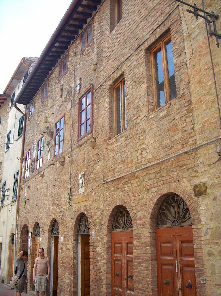 Palazzo a Montaione.min 10 небольших городков, куда можно быстро добраться из Флоренции 10 небольших городков, куда можно быстро добраться из Флоренции Palazzo a Montaione