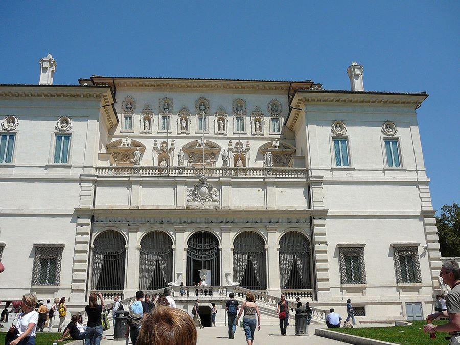 Галерея Боргезе: величественный парк в Риме  Галерея Боргезе: величественный парк в Риме Borgeze