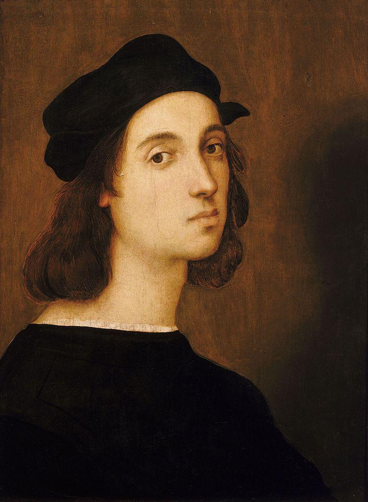 Лучшие Римские художники эпохи Возрождения - где посмотреть их искусство  Лучшие Римские художники эпохи Возрождения — где посмотреть их искусство Self Portrait of Raphael