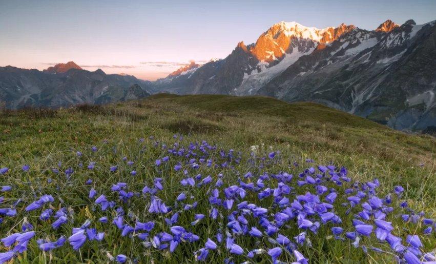 Итальянские горные хребты и вулканы  География Италии italian mountain ranges and volcanoes