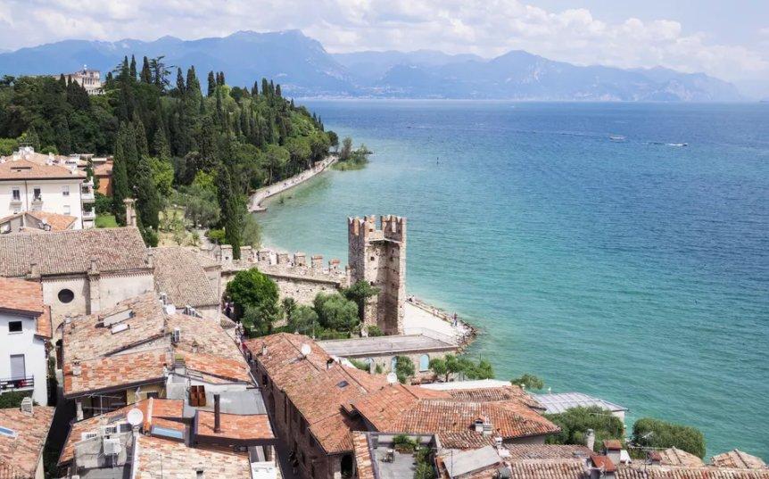 Реки и озера в Италии  География Италии rivers and lakes in italy