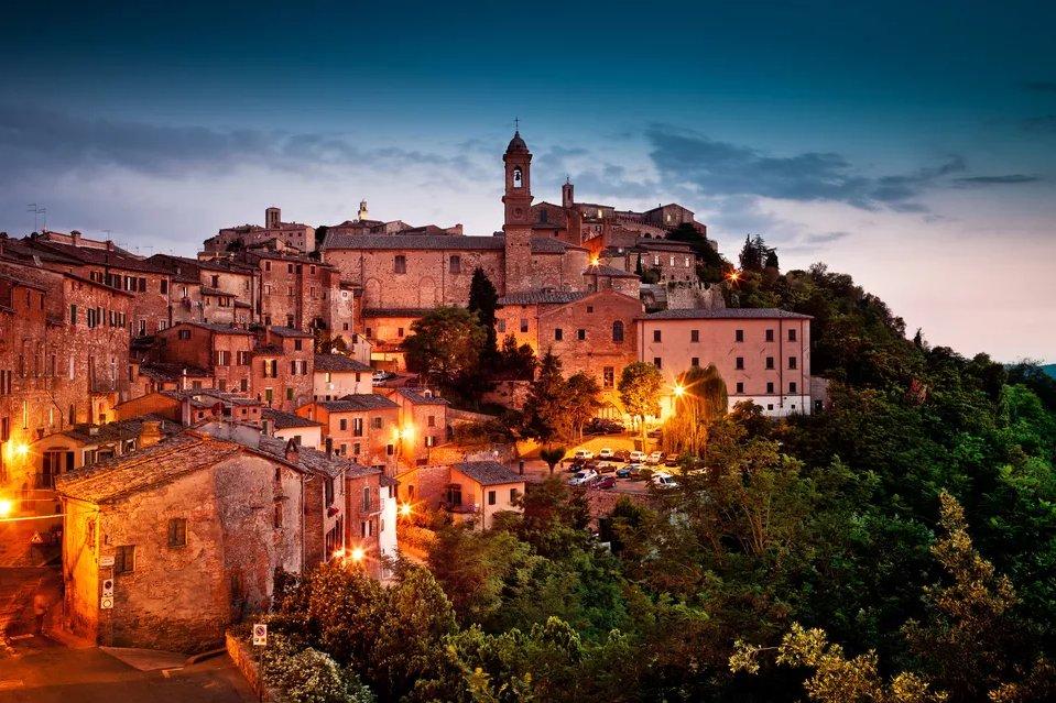Топ 10 мест, которые нужно посетить в Тоскане  Топ 10 мест, которые нужно посетить в Тоскане montepulciano top 10 places in tuscany