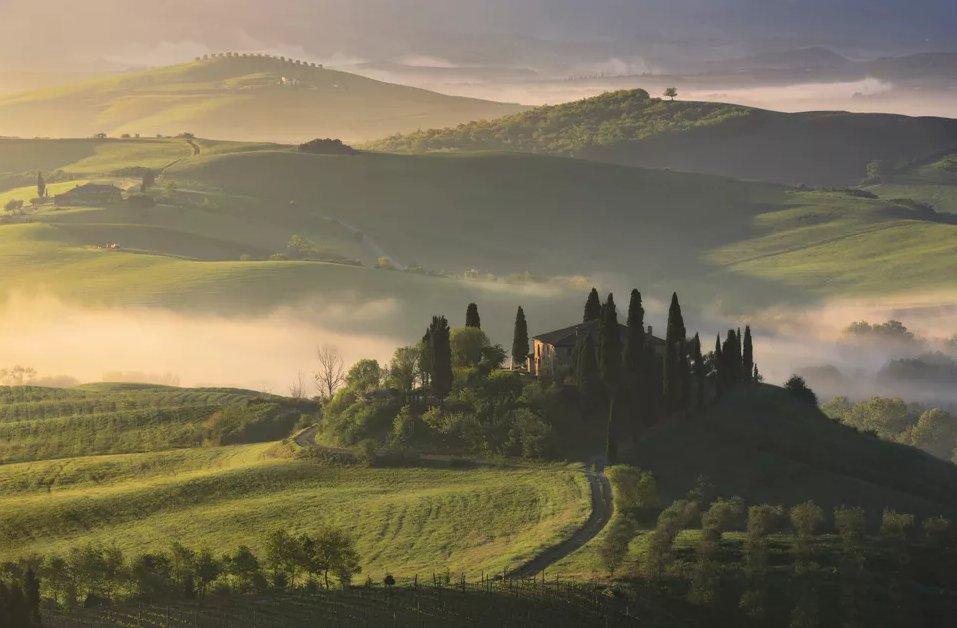 Топ 10 мест, которые нужно посетить в Тоскане  Топ 10 мест, которые нужно посетить в Тоскане top 10 places in tuscany